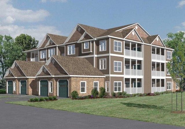 Multi family residential design delmarva for Multi residential plans